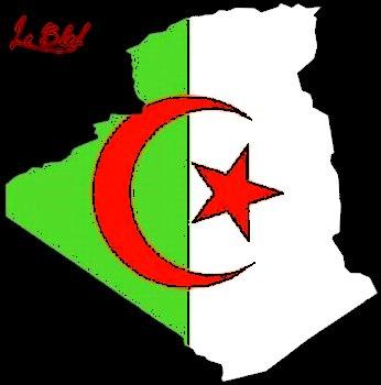 Le Drapeau & L'hymne National De L'Algerie ♥