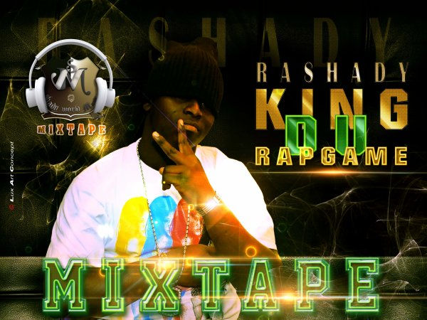 King du Rapgame-Mixtape / Rashady-Respect (2012)