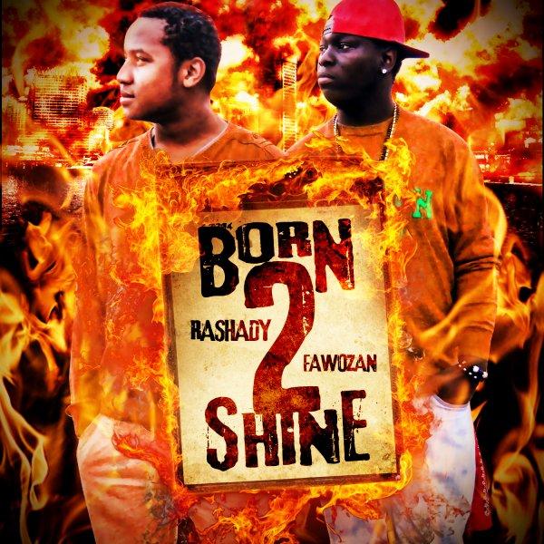 »BORN 2 SHINE » 22-Novembre dans les bacs.