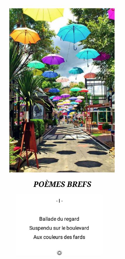 Poemes rencontres