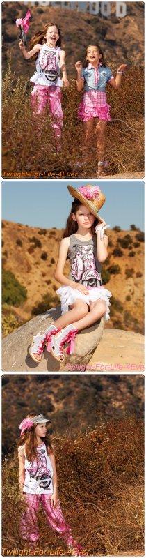 Photoshoot Mackenzie Foy  ♥