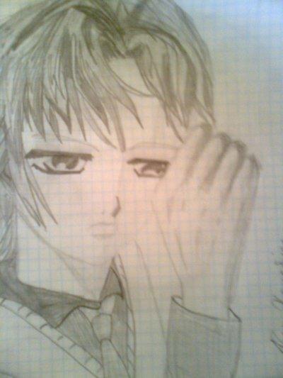 Aido Hanabusa - dessins faits par moi