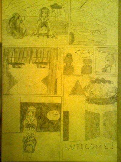 mon manga - page n1