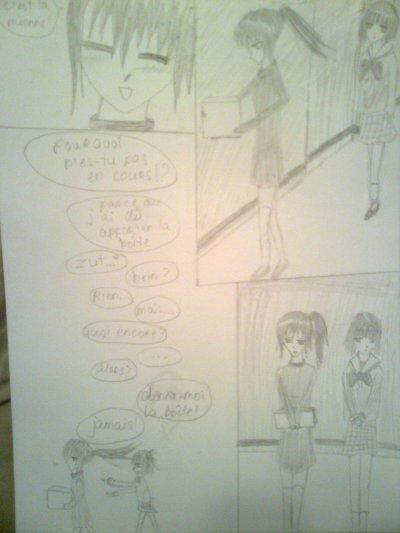 page 5 de mon manga