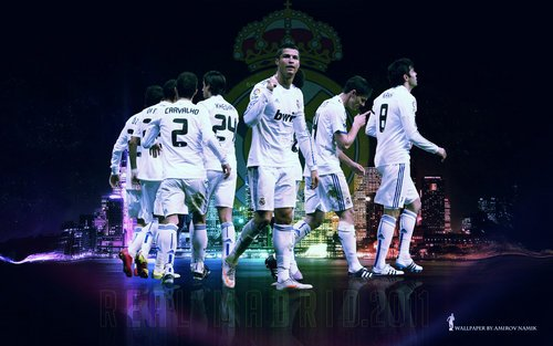 Hala Madrid!!