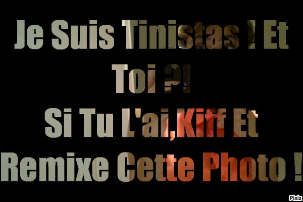 Tinistas,Partager !!!