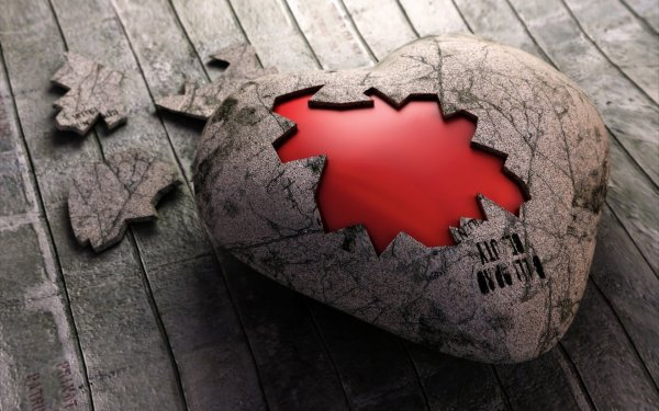 My Broken Heart...
