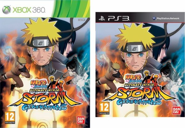 01 Avril : Test Naruto Shippuden Ultimate Ninja Storm Generation (Xbox360/Ps3)