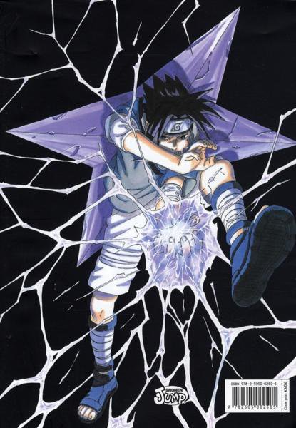 Divers N°1:Les Artbook Naruto