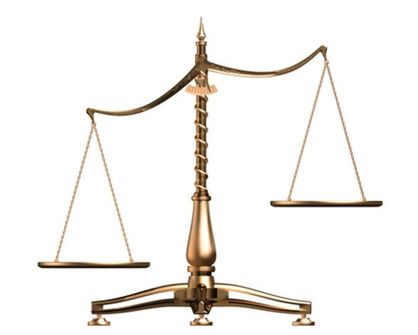 La Justice ou l'injustice