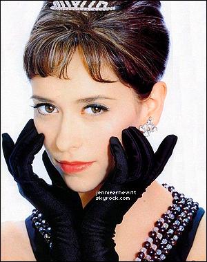 3, 2, 1, Action ! Jennifer Love Hewitt, une maîtresse de production de films : Fedora's Film !