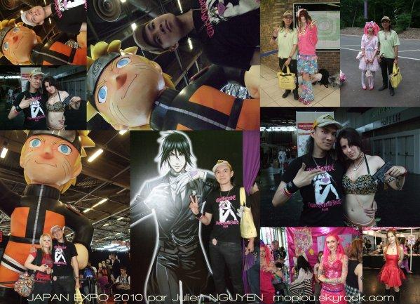 JAPAN EXPO 2010 Tu étais là ? T'en as pensé quoi ?  Photo et Vidéo