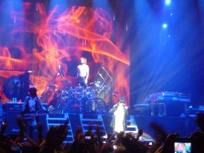 X-JAPAN Live Zénith de Paris 1er Juillet 2011 et Japan Expo Concert Zenith 01 07 2011