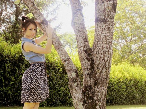 Shooting photo dans mon jardin !!