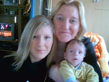 (l)Anthony;Ma Maman &Moii