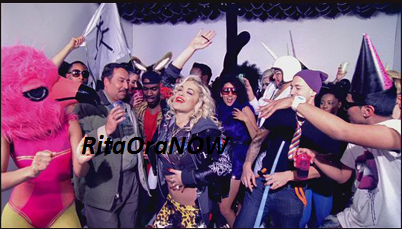 Rita Ora : How we do party, son clip