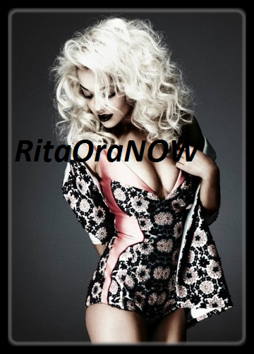 Rita Ora: Photoshoot For The Sunday Times 2012