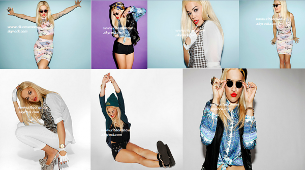 Rita Ora: Très sexy pour le photoshoot de la chaine MTV