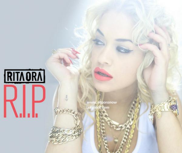Rita Ora: Elle nous donne des informations sur ces collaborations