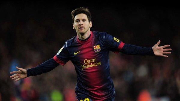 Messi meilleur buteur de l'histoire en Liga
