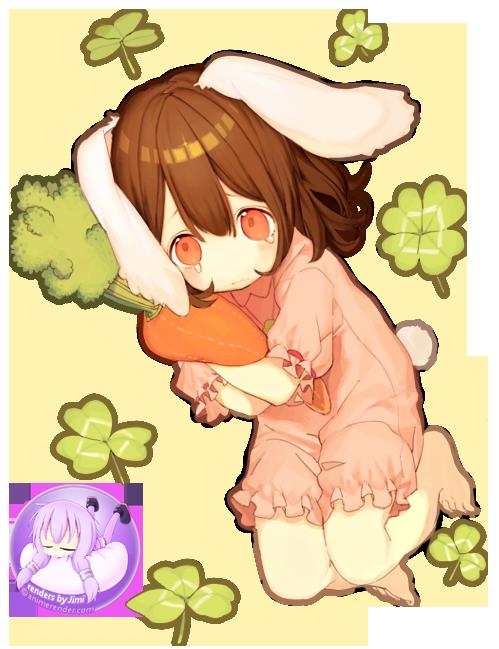 Tag pour mon lapin ! ❤