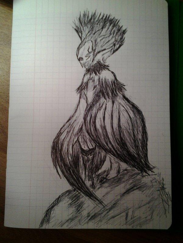 Haruchi du corbeau.