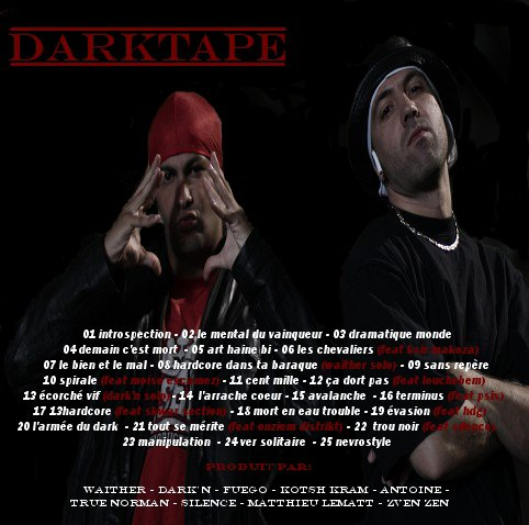 darktape / L arrache coeur