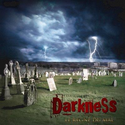 """darkness album 5 titres  """"le règne du mal"""""""