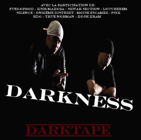 darktape / 13hardcore feat skwar section (2012)