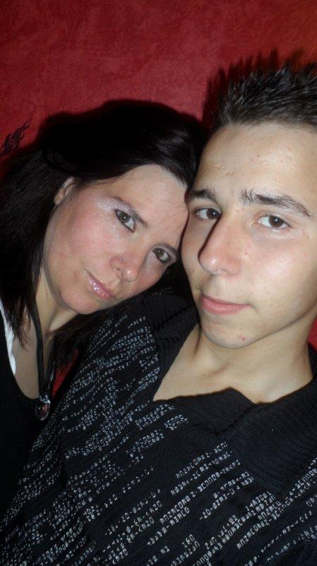 moi et mon fils fabian