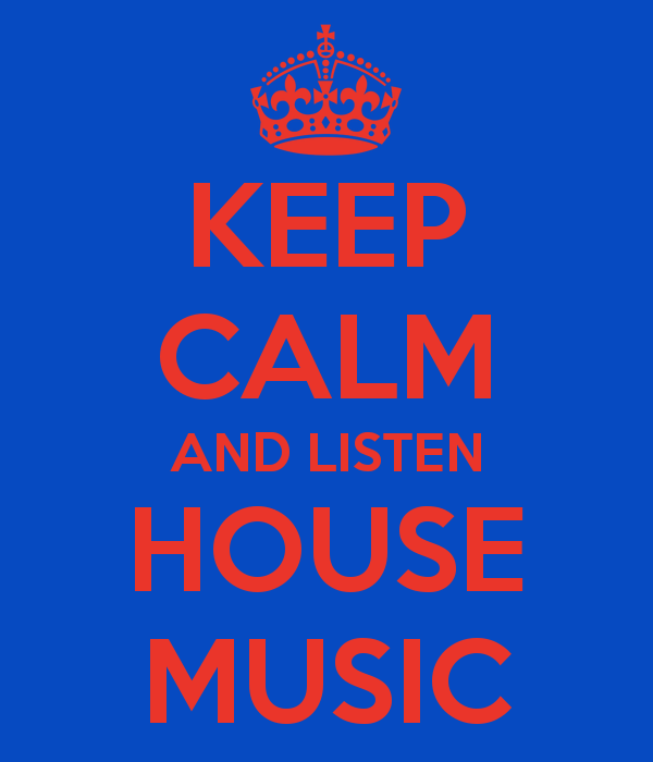 Sessión KEEP CALM and LISTEN HOUSE MUSIC (Allan Mora Recopilatoire)