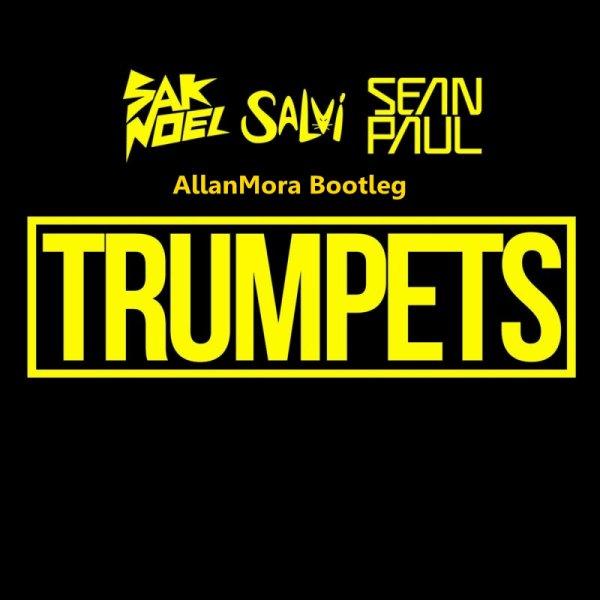 Sak Noel & Salvi Ft. Sean Paul - Trumpets (AllanMora Bootleg) (2016)