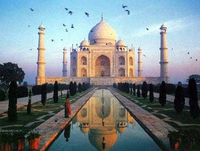 La Tajmal En Inde <3 !!
