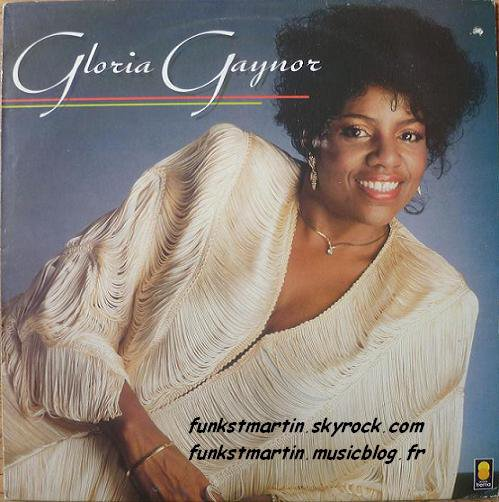 GLORIA GAYNOR 1982 SAME LP