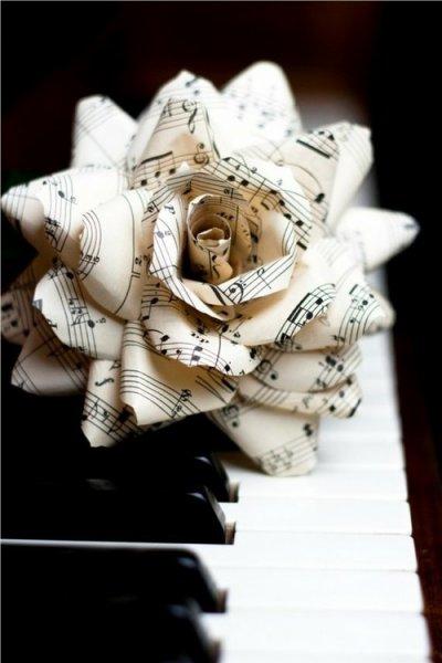 A Fleur de Notes ...