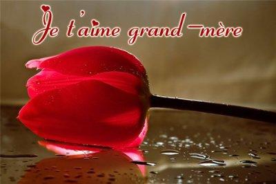 Mamie - Grand-Mere <3