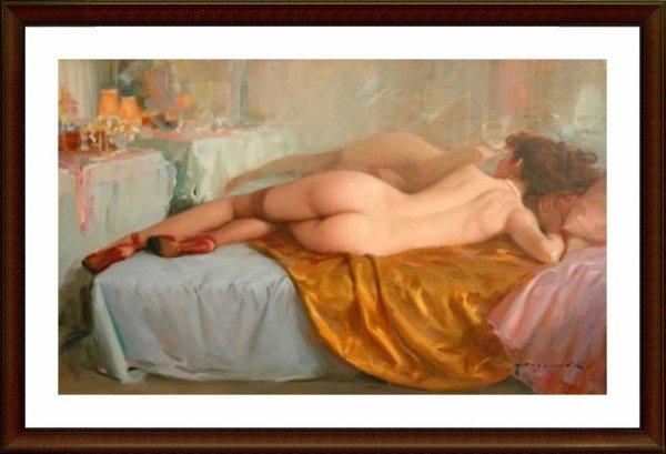 Peintre  (Konstantin Razumov)