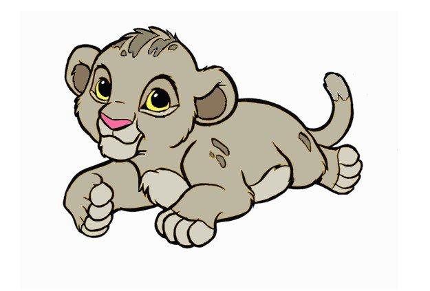 Neuland S01: Blog De Laterredeslions: Mufasa Et Taka/Scar Enfant