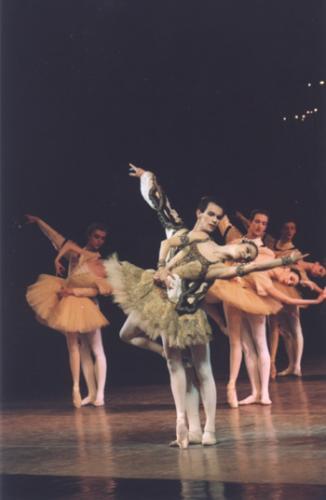 Danser : Une Chance