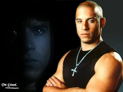 Vin Diesel - Hollywood - Fast & Furious