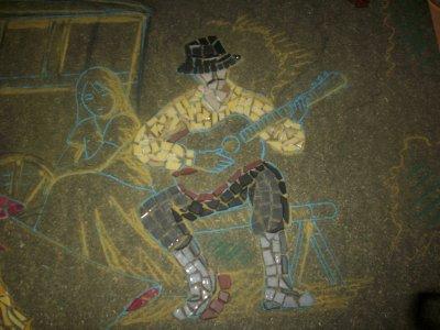 Le Gitan à la guitare