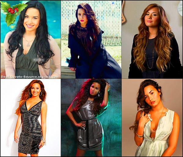 Revenons sur l'année 2011 de Demi Lovato ! (Events ; Candids ; Photoshoots & Love)