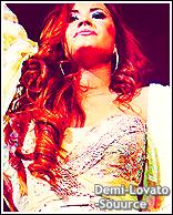 ~ Suis toute l'actualité de la chanteuse du moment Demi Lovato.