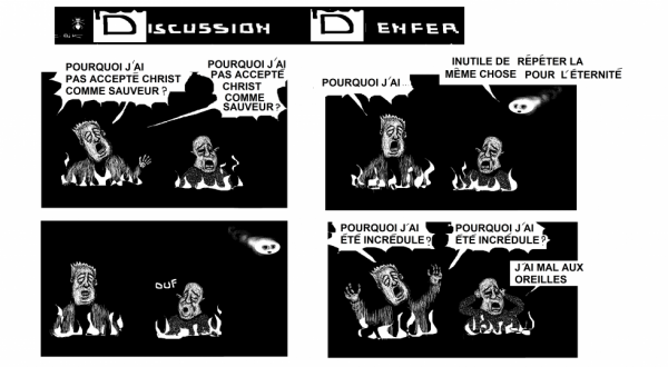 DISCUSSION D ENFER 12