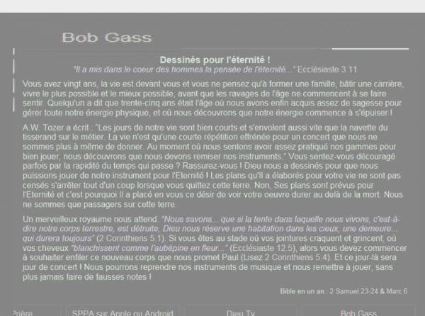 BOB GASS 4