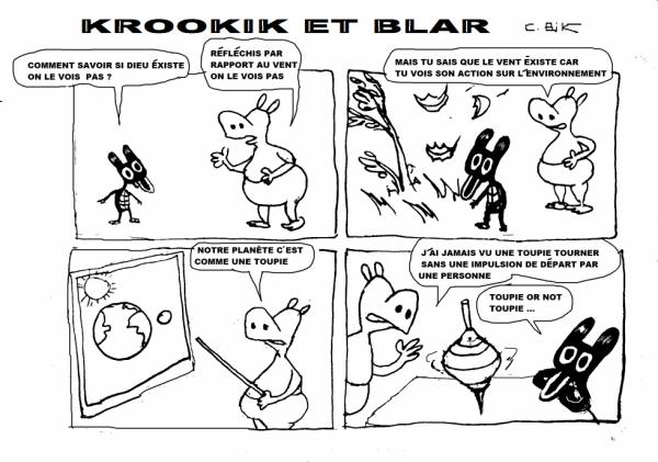 KROOKIK  GOSSEBIBLE