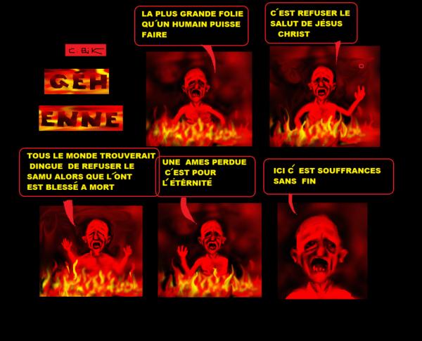 GEHENNE  BD