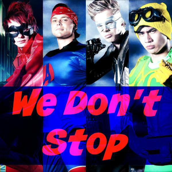 No. 1 - We Don't Stop