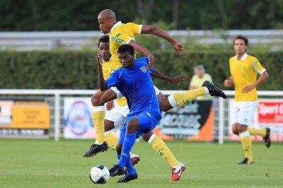 Match amical N°4 - Bastia / FCN : 4 / 0