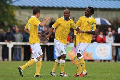Match amical N°5 - Brest / FCN : 3 / 1